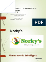 Matrices NORKY'S