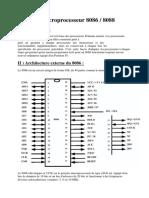 Le microprocesseur 8086  8088