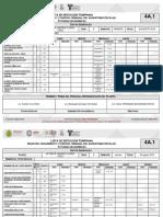FORMATO 4A.1 2019 aplicacion semanal  PRIMERA SEMANA
