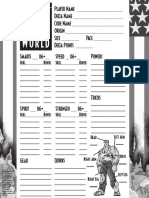 Brave New World Character Sheet
