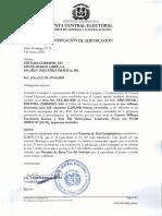 JCE escoge a Editora Corripio para imprimir boletas de elecciones municipales