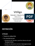 Vitíligo DIC 2019