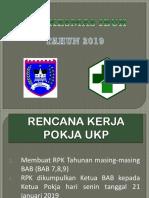 Presentation RK POKJA UKP 2019