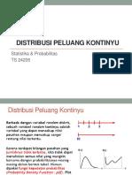 Stat&Prob_8_Distribusi peluang kontinyu