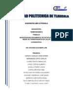 TRANSFERENCIA DE CALOR PARA LA COCCIÓN DE ALIMENTOS