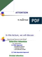 KMF1023 Module 4 Attention Part 1 - Edited