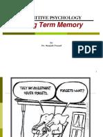 KMF1023 Module 6 Long Term Memory - Edited