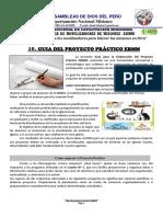 ELABORACION DEL PROYECTO EBMM -