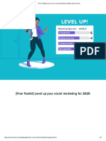 [Free Toolkit] Level up your social marketing for 2020