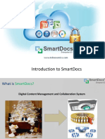 1 SmartDocs -  Introduction