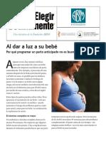 ¿Cuando Nace Un bebe?