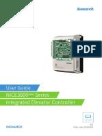 《NICE3000new电梯一体化控制器快速调试手册》-英文20181130-A01-19010659