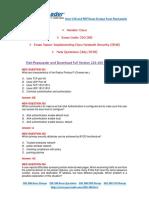 [July-2018] New PassLeader 210-260 Exam Dumps.pdf