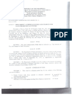 Schedule of Fees for Sales Promotion Permit (DTI-DOH Joint Administrative Order No. 01 Series of 2000)