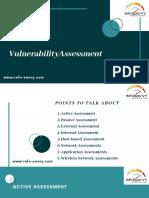 VulnerabilityAssessment Info Savvy