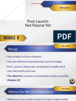 M09 02 Post-Launch Overview- Not Passive Yet