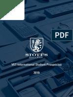 VET- International Prospectus 2019 190926 (1)
