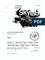 Msfc Skylab Lessons Learned
