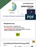 2019 Gravitation Lecture Part2.ppsx