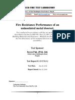 Test Report 20122018