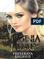 Virginia Henley - Preferata Regelui