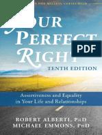 Your Perfect Right - Robert Alberti [PDF]