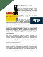 2006 La guía aproximada de  Andalucía