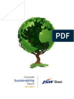Corporate Sustainability Report 2011-12