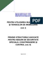 Manual de utilizare a mijloaoacelor si tehnicii de imobilizare
