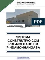 Sistema Construtivo Com Pré-Moldado Em Pindamonhangaba