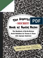 Jennifer Cook O'Toole - The Asperkid's (Secret) Book of Social Rules