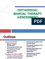 Concepts of management in MSK disorders