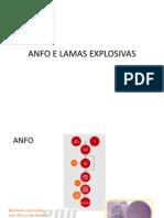 Anfo e Lamas Explosivas