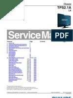 PHILIPS TPS2.1A LA CHASSIS LCD TV SM - CLICK PROJECT.pdf