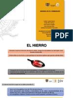 Anemia en el embarazo Universidad de Cartagena.pptx