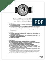Reglas 2da Competencia de ESQUILA Rápida y Limpieza, CERRO SOMBRERO-TIERRA DEL FUEGO