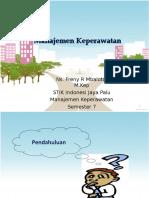 Manajemen Keperawatan - Copy