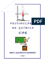 Vestibulares de Química - UPE