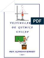 Vestibulares de Química - UNICAP