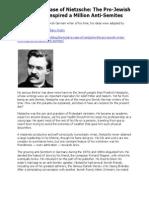 The Bizarre Case of Nietzsche - Rubin
