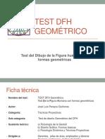 Test DFH geométrico