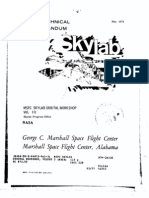 MSFC Skylab Orbital Workshop, Volume 3