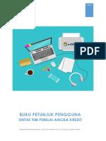 BUKU PETUNJUK PENGGUNAAN e-DUPAK 2019 (Tim Penilai) Revisi 1.0 Maret 2019