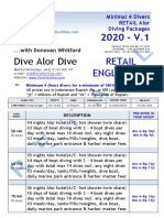 Dive Alor RETAIL 2020 V1