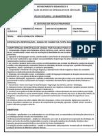 FORMULÁRIO GRUPO DE ESTUDOS BNCC 6