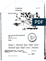 MSFC Skylab Orbital Workshop, Volume 4