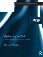 (Cultural Dynamics of Social Representation) Ole Jacob Madsen - Optimizing the Self_ Social representations of self-help-Routledge (2015).pdf