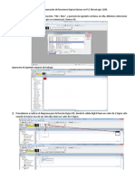 Tarea PLC, Funciones lógicas