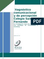 Informe Diagnostico San Fernando Rev A
