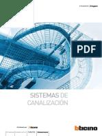 Sistemas de Canalización PVC